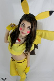Ryuu Lavitz - Pikachu 06