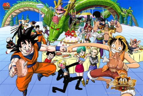 a discussion on dragonball and one piece Check out our latest video one piece discussion: wano hype and discuss it with us we have a new facebook page you can like it by clicking here [general discussion] dragon ball.