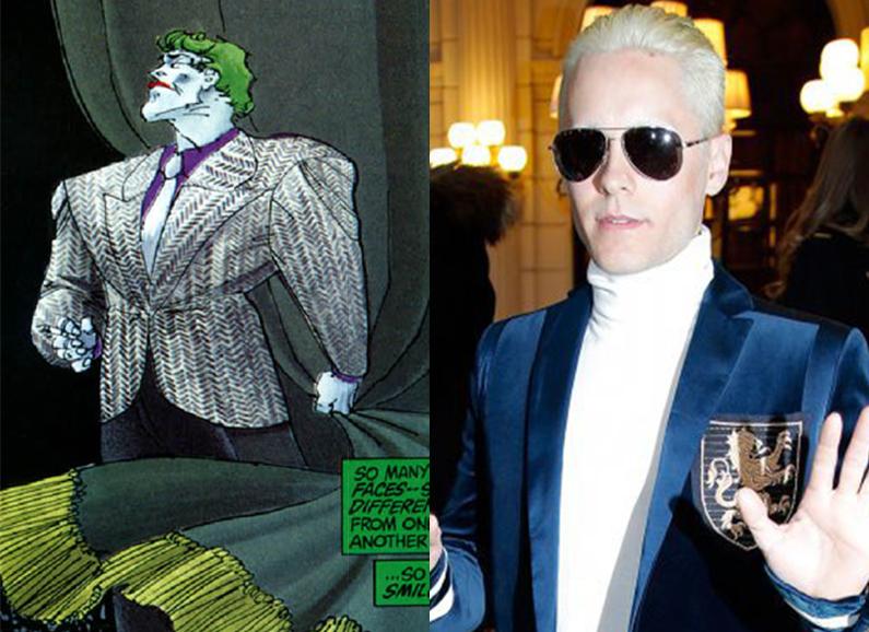 Suicide Squad: posibles detalles sobre la historia de Joker