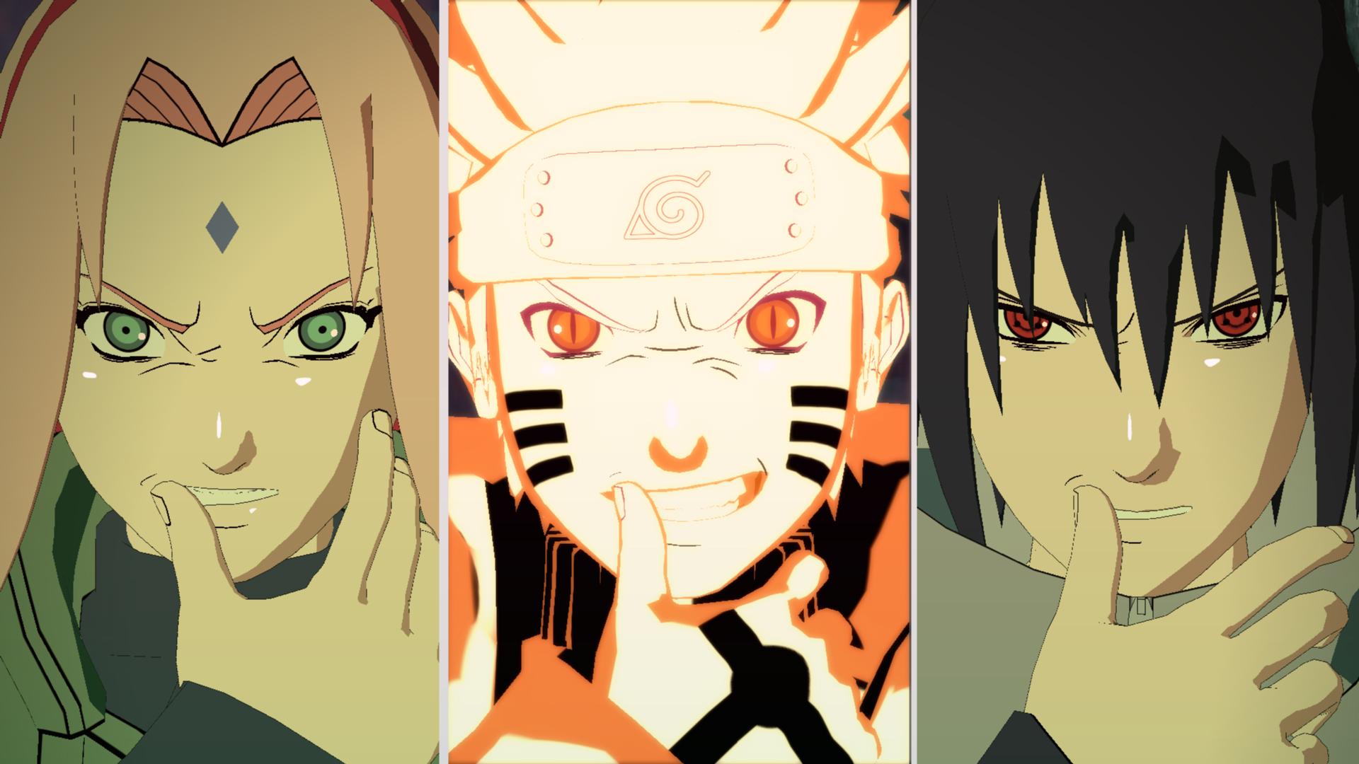 Naruto Ultimate Ninja Storm 4 As Lucen Las Invocaciones