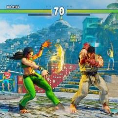 Laura street Fighter V (3)