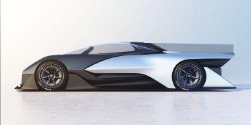 Faraday Future FFZERO1 Concept Car CES 2016 3