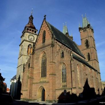 Catedral de Hradec Králové, en República Checa