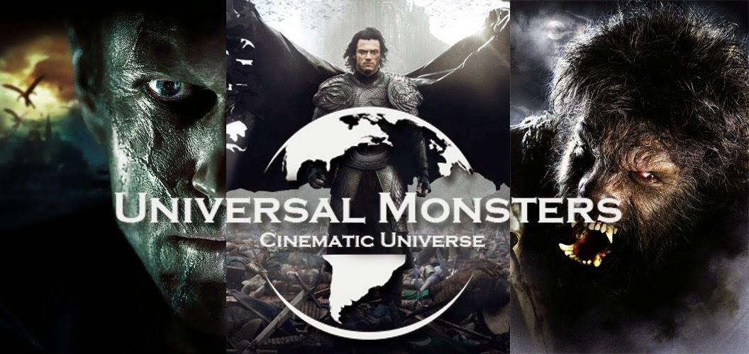 Así va el Universo Cinematográfico de Monstruos Universal