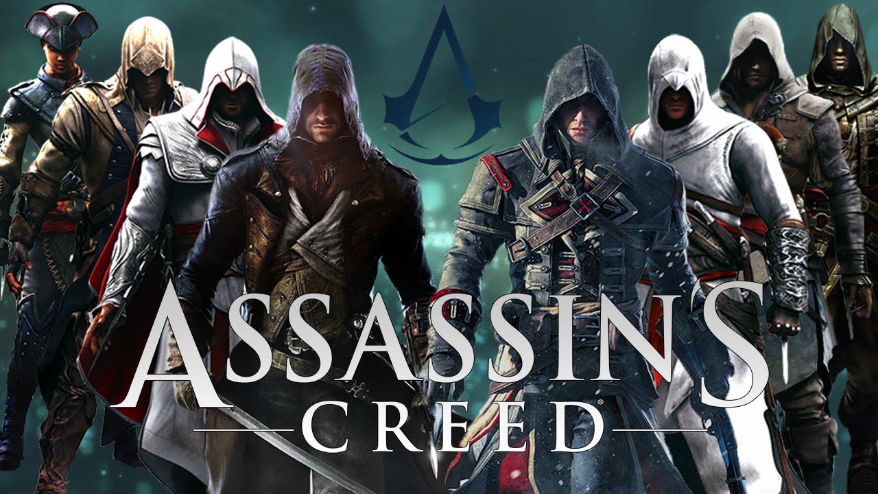 Ubisoft trabaja en una serie de Assassin's Creed