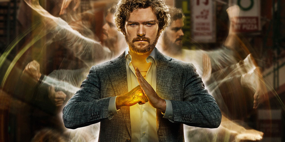 Iron Fist resultó más popular que Daredevil y Jessica Jones