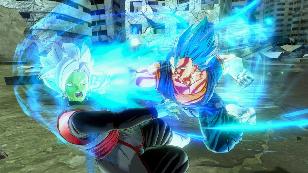 Ya está disponible el DB Super Pack 4 para Dragon Ball Xenoverse 2