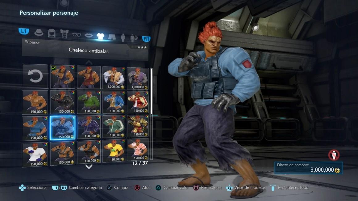 Tekken 7 - Akuma