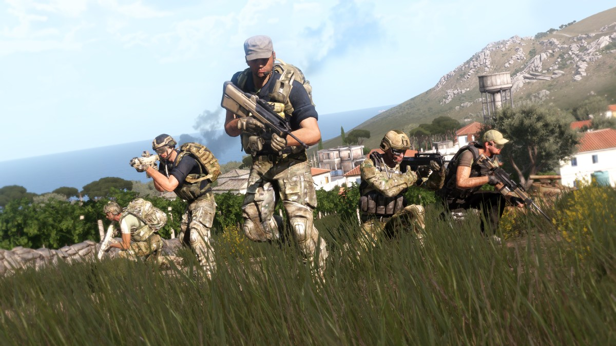 Creadores de ArmA III lanzan Argo, un nuevo shooter Free-to-Play