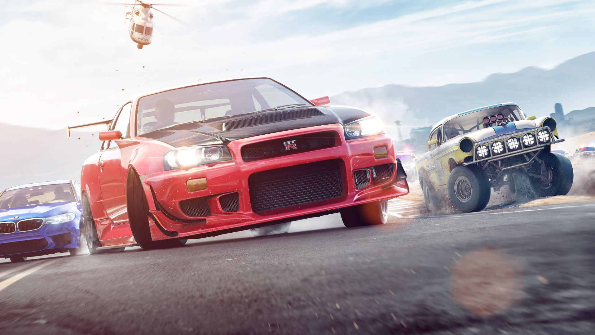 Electronic Arts muestra Need For Speed Payback