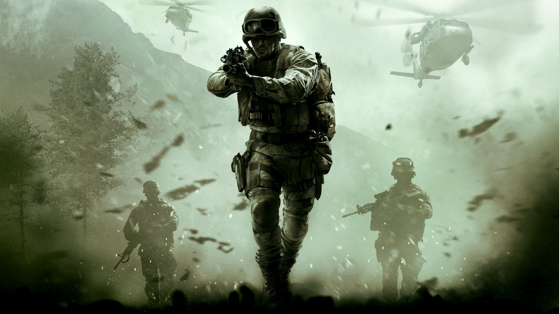 Confirman lanzamiento individual de Call of Duty: Modern Warfare Remastered
