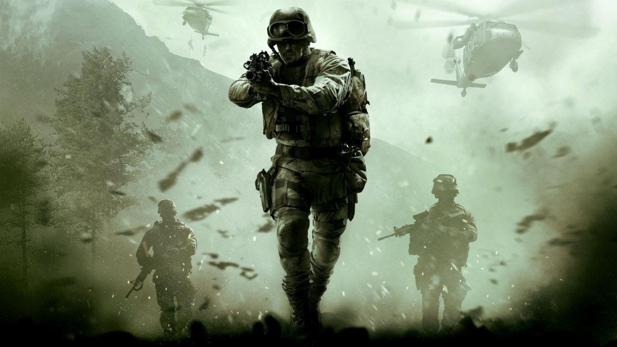 Mira el tráiler de lanzamiento de Call of Duty: Modern Warfare Remastered