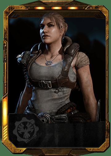Anya - Gears of War 4