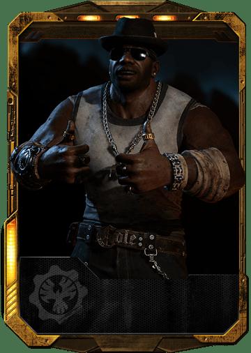 Cole - Gears of War 4
