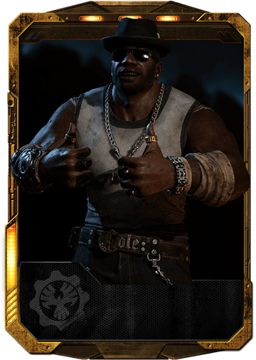 Cole - Gears of War 4
