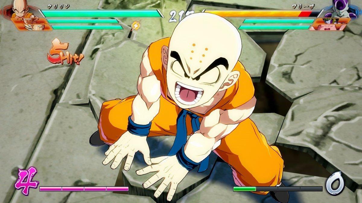 Dragon Ball FighterZ: se retrasa el registro de la beta cerrada