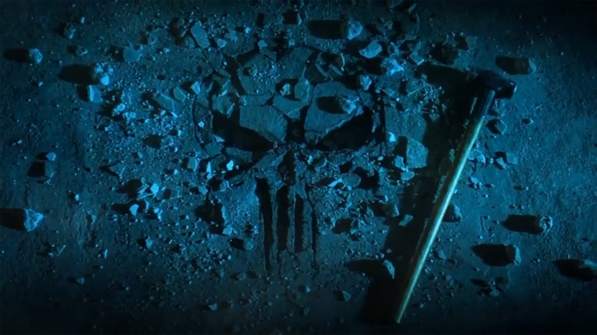 'The Punisher' promete venganza en su primer 'teaser'