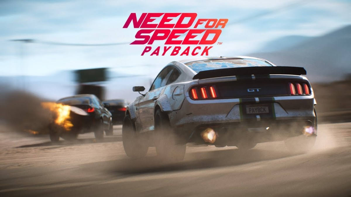 Revelados los requisitos para jugar Need for Speed: Payback en PC