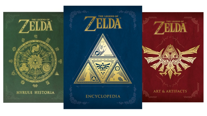 The Legend of Zelda Encyclopedia llegará a occidente pronto