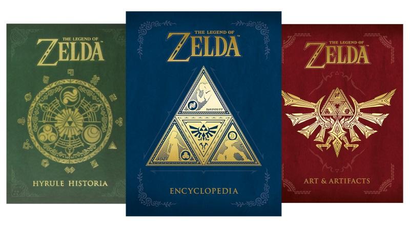 The Legend of Zelda Encylopdia confirma su fecha de salida para occidente