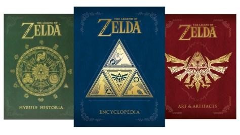 libros zelda