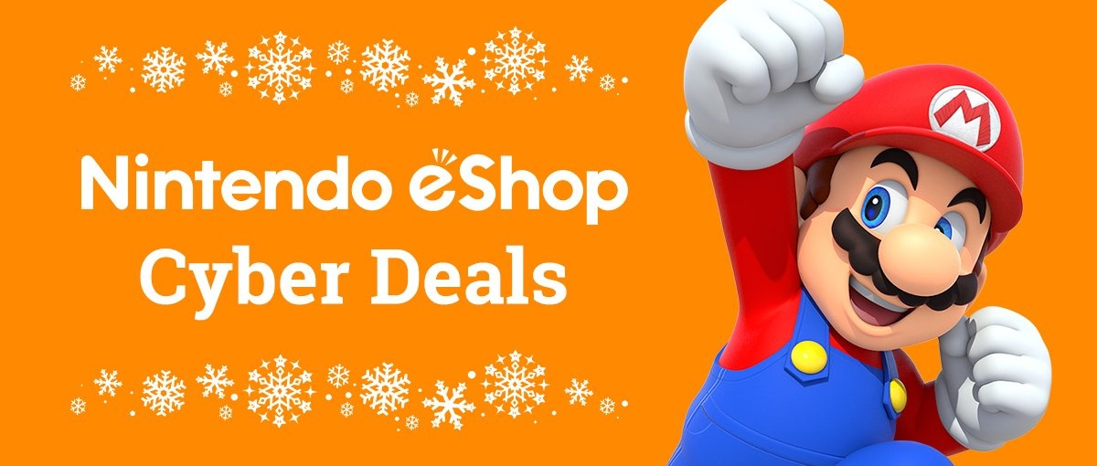 Black Friday: ofertas digitales de Nintendo para Switch, 3DS y Wii U