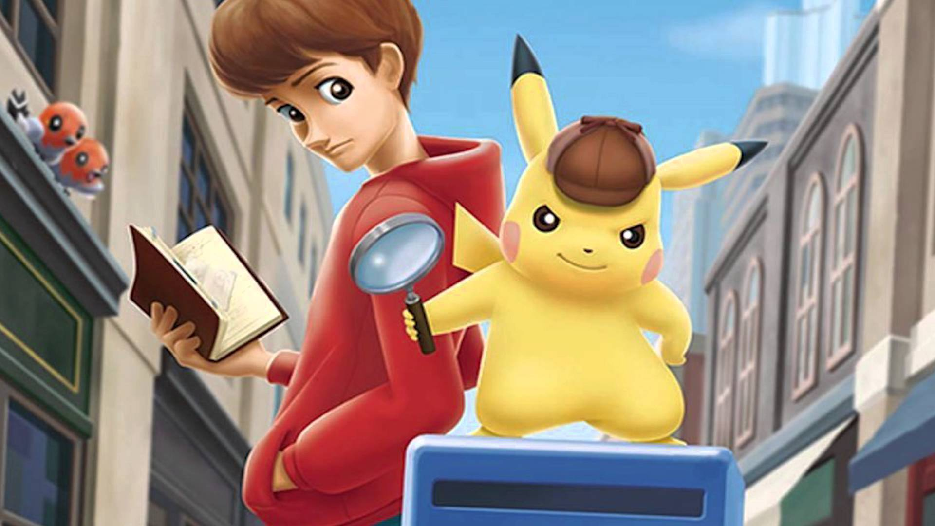 Ryan Reynolds será Pikachu en la película