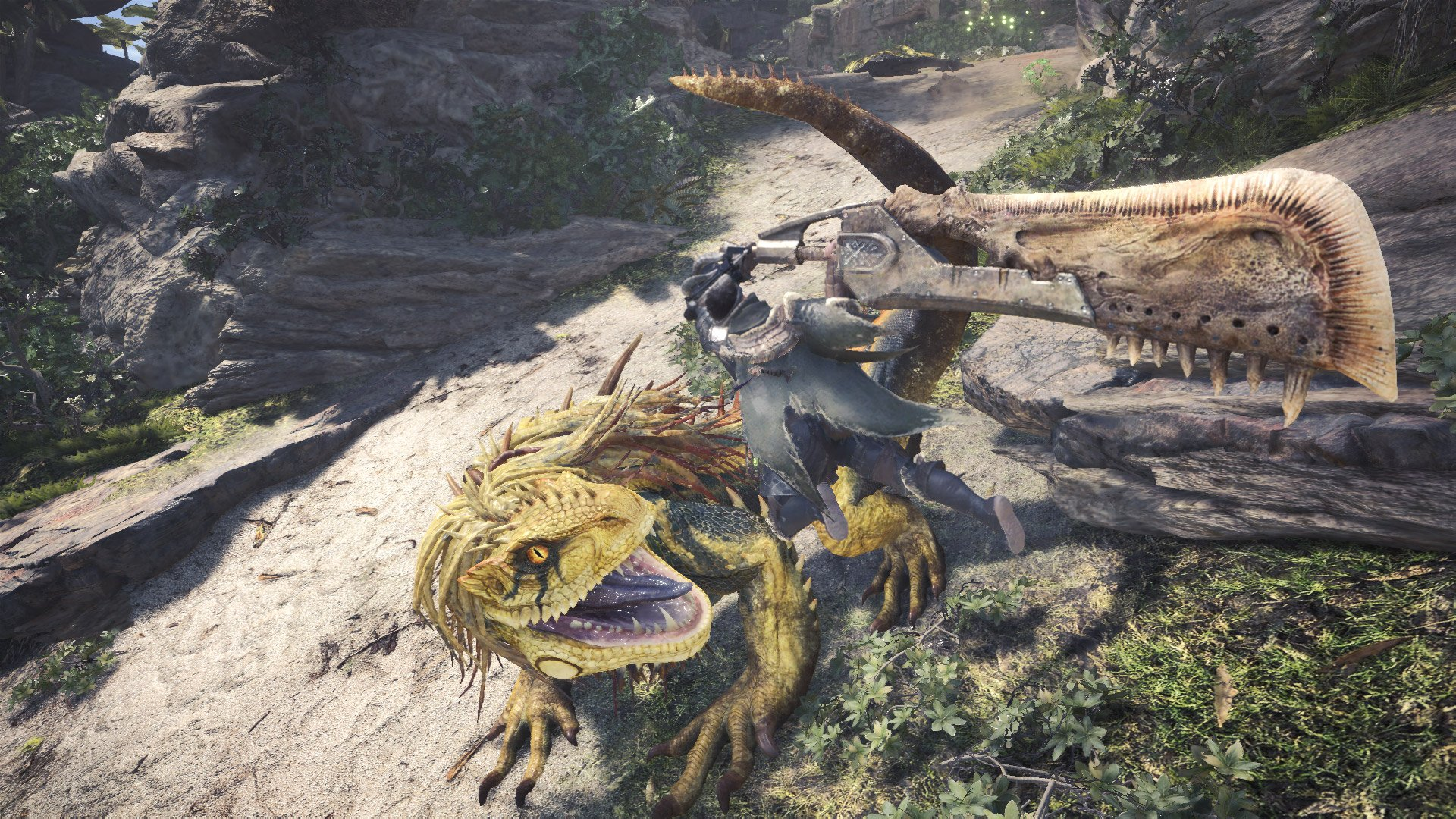 Monster Hunter World añadirá más monstruos dentro de un DLC gratuito