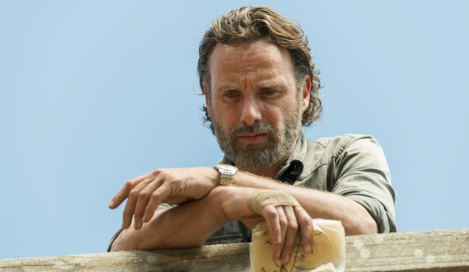 The Walking Dead: incertidumbre en el futuro liderazgo de la serie