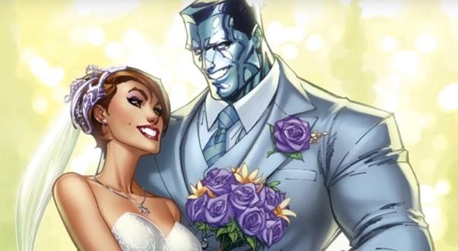 Marvel Comics te invita a la boda del siglo