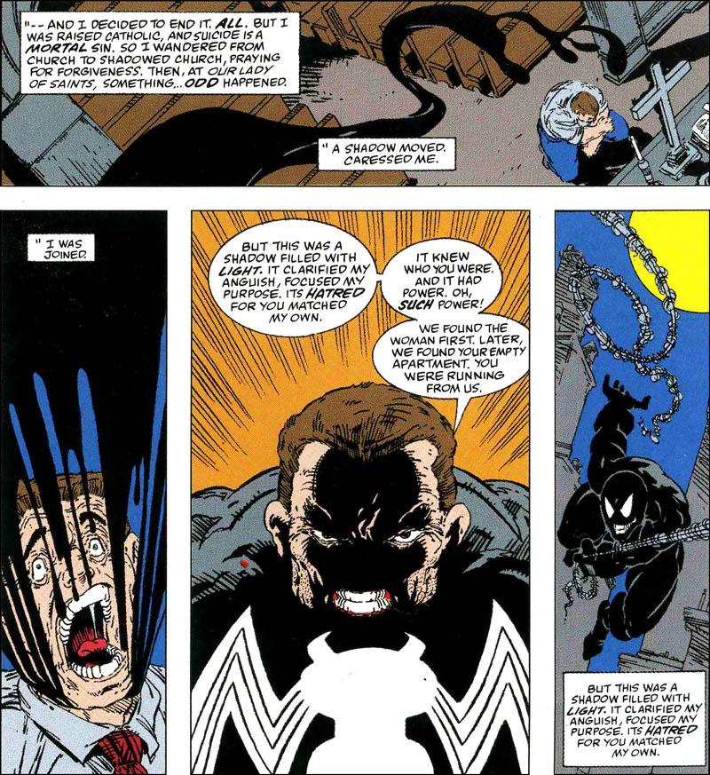 Sony lanza el primer póster oficial de 'Venom'