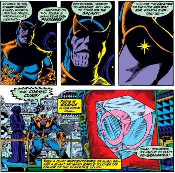Thanos - Comic