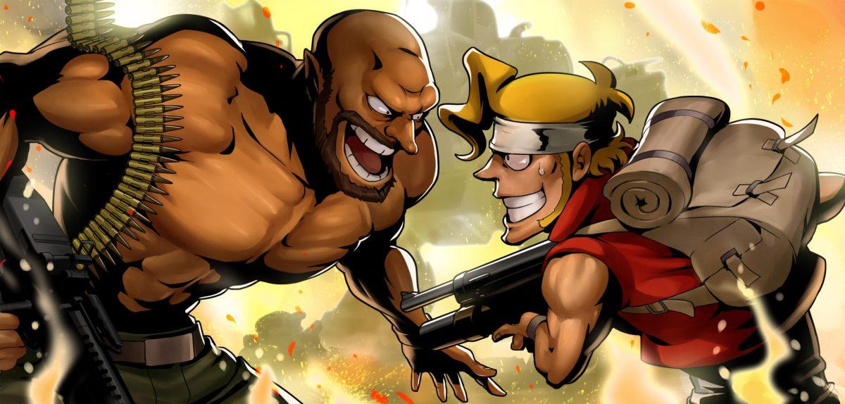 Mira el tráiler de lanzamiento de Metal Slug XX para PlayStation 4