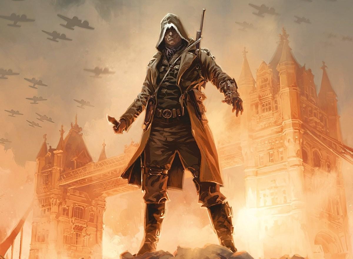Assassin's Creed: Conspiracies, un salto a la Segunda Guerra mundial