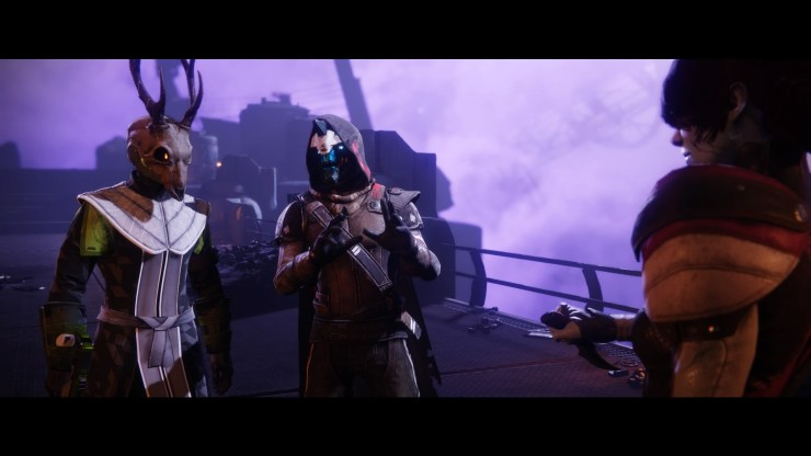 Destiny 2: Renegados