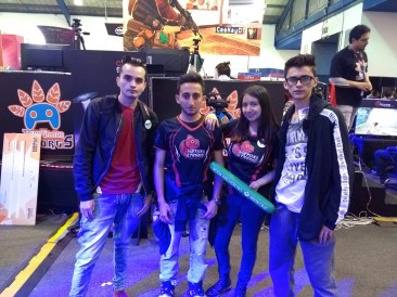 Virtual Xtreme Gamers (3° lugar)