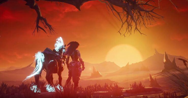 Darksiders III Nintendo Switch contenidos fecha lanzamiento