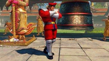 Street Fighter V - Bison
