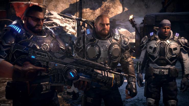 Gears of War - Gears 5 - esports
