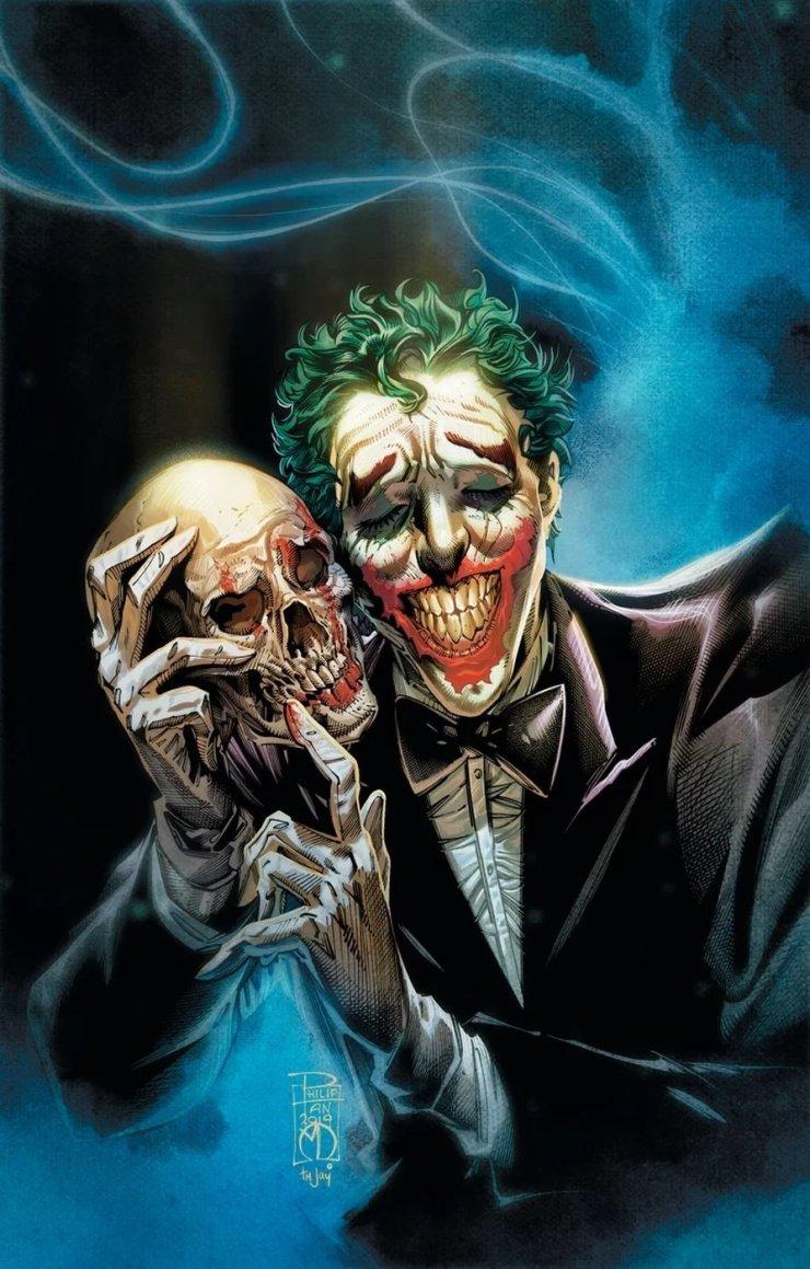 Joker - Guasón - John Carpenter