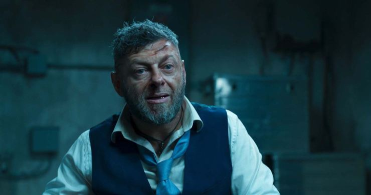 Andy Serkis Venom director