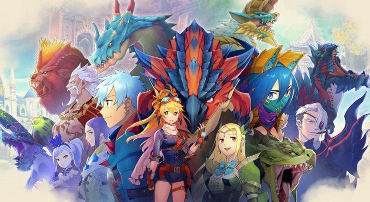 Monster Hunter Riders