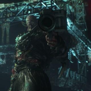 Resident Evil 3 Remake presenta a Nemesis en todo su esplendor