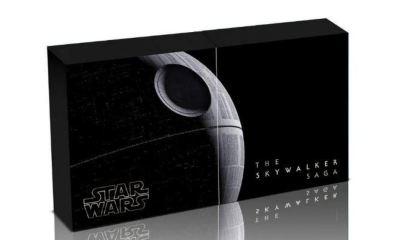 colección saga de skywalker
