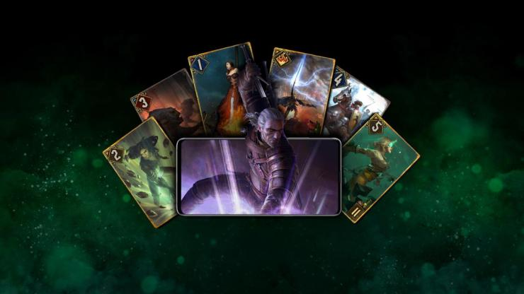The Witcher gwent android