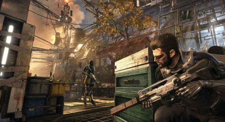Deus Ex: Mankind Divided xbox Game Pass