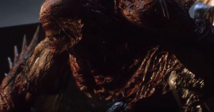 Resident evil 3 jill trailer nemesis