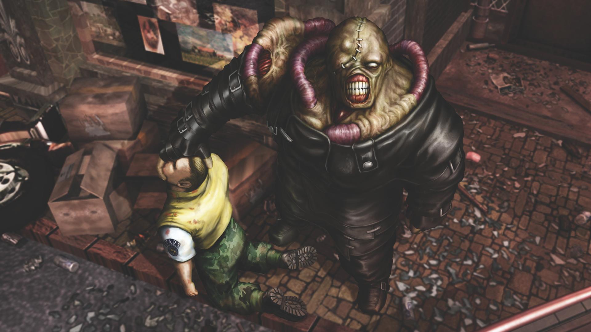 Residente Evil 3 promete sacarte de la desesperación en esta pandemia