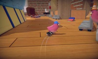 skatebird lanzamiento