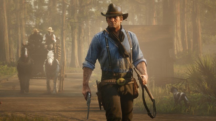 RDR2 game pass